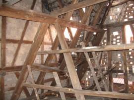 Begutachtung Holzkonstruktionen