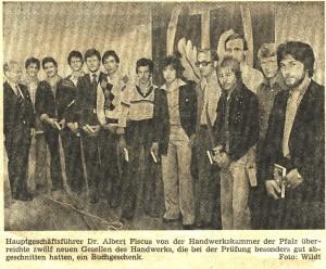 Werdegang Sachverständiger, Freisprechung 1977